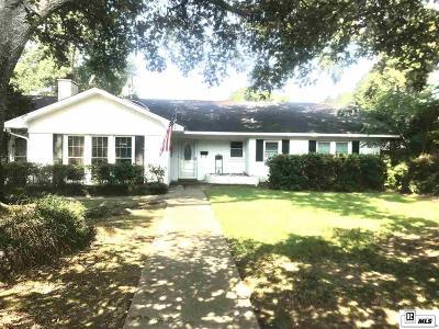 Monroe LA Single Family Home For Sale: $285,000