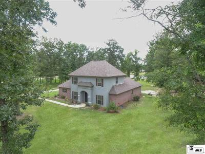 Monroe Single Family Home For Sale: 142 Copper Run