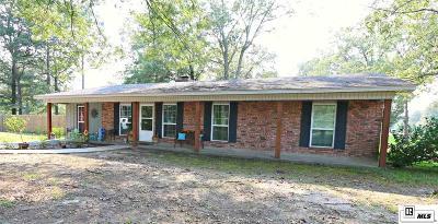 Monroe LA Single Family Home For Sale: $171,000