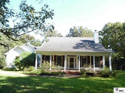 Monroe Single Family Home Active-Pending: 363 John Turner Road
