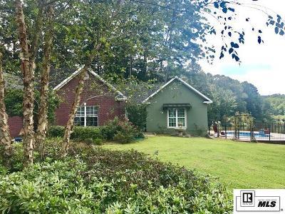 West Monroe LA Single Family Home For Sale: $279,500