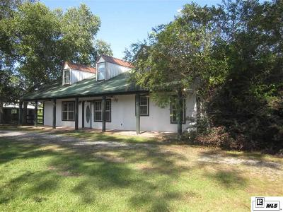 Single Family Home For Sale: 688 Jim Finley Road