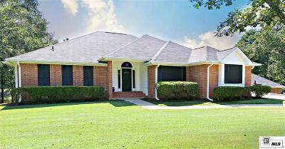 West Monroe LA Single Family Home For Sale: $335,000