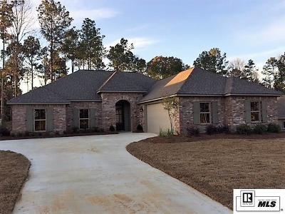 Ruston Single Family Home For Sale: 127 Cherokee Drive