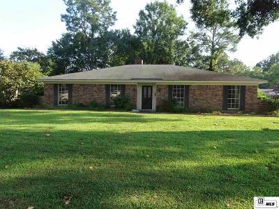 Monroe LA Single Family Home Active-Pending: $220,000