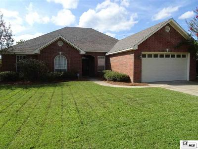 Monroe LA Single Family Home For Sale: $295,500