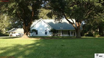 Sterlington LA Single Family Home For Sale: $327,000