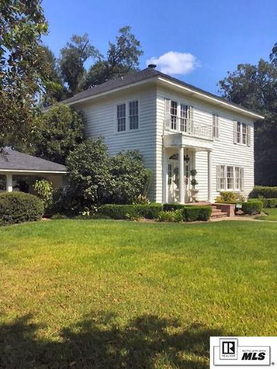 Monroe Single Family Home For Sale: 1210 Riverside Drive