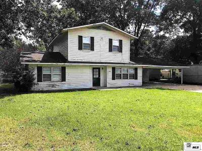 Single Family Home For Sale: 2468 Highway 4