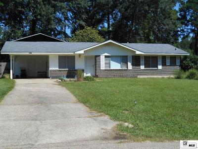 Ruston Single Family Home Active-Pending: 1425 Kenwood Drive