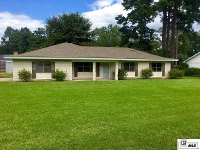Monroe LA Single Family Home Active-Pending: $219,000