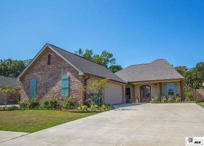 Monroe LA Single Family Home For Sale: $346,000