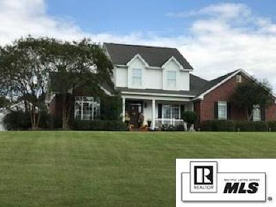 West Monroe Single Family Home For Sale: 2514 New Natchitoches Road