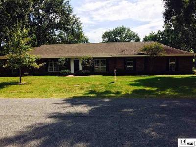 Monroe Single Family Home For Sale: 502 Stevenson Drive