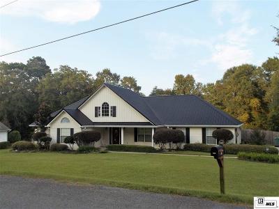 Calhoun LA Single Family Home Active-Pending: $235,000