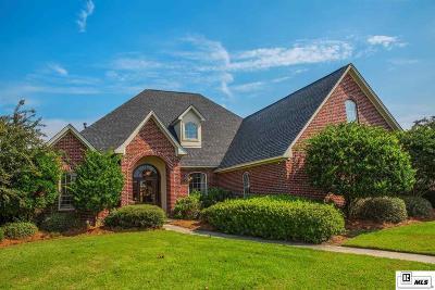 Monroe LA Single Family Home For Sale: $275,000