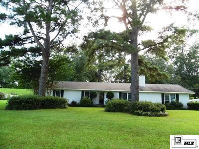 Monroe Single Family Home For Sale: 268 McDonald Lane