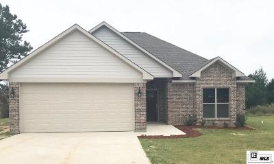 Ruston Single Family Home For Sale: 7417 Highway 80
