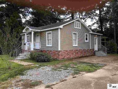 West Monroe Single Family Home Active-Pending: 116 Patton Drive