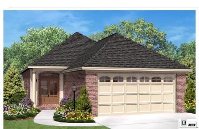 Lincoln Parish Single Family Home For Sale: 153 Rose Garden Street