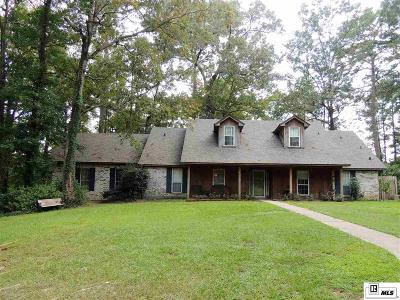 West Monroe Single Family Home Active-Price Change: 104 White Oak Circle