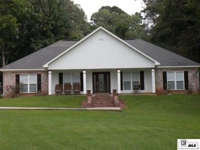 West Monroe Single Family Home Pending Continue To Show: 114 Barnes Dairy Road
