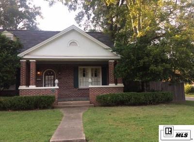 Monroe LA Single Family Home New Listing: $170,000