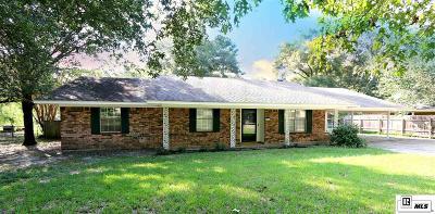 Monroe LA Single Family Home New Listing: $160,000