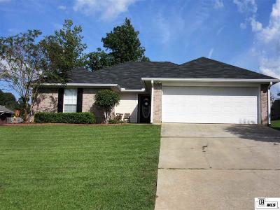 West Monroe LA Single Family Home New Listing: $199,000