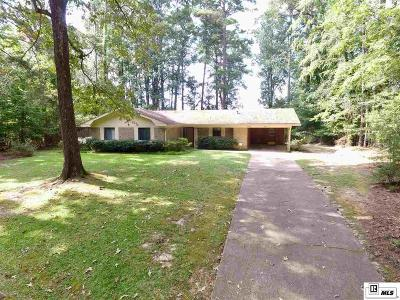 Ruston Single Family Home Active-Pending: 408 Barber Drive