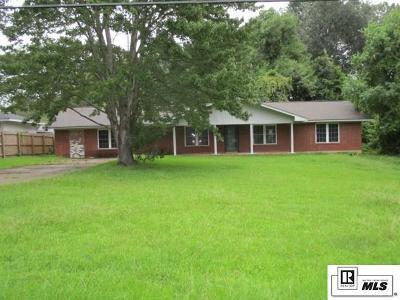 Monroe LA Single Family Home New Listing: $119,500