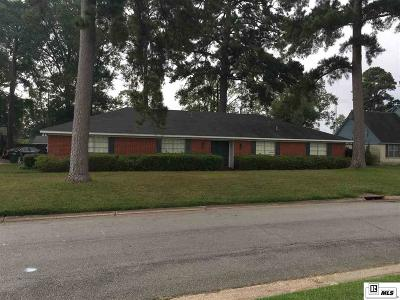 West Monroe Single Family Home For Sale: 111 Westland Place