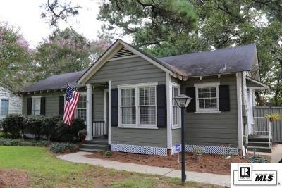 West Monroe LA Single Family Home New Listing: $179,900