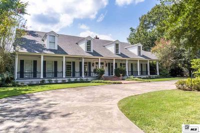 Monroe LA Single Family Home New Listing: $750,000