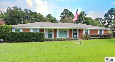 Monroe LA Single Family Home New Listing: $199,000