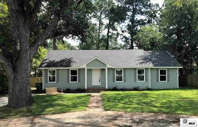 Monroe Single Family Home Active-Price Change: 810 Hilton Street