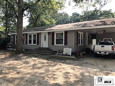 Ruston Single Family Home For Sale: 3248 Highway 818