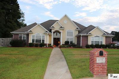 West Monroe LA Single Family Home New Listing: $384,000