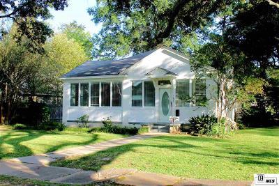 Monroe LA Single Family Home New Listing: $155,000