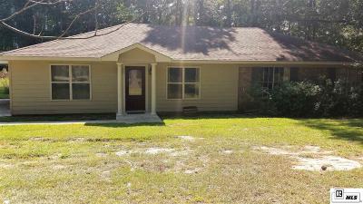 Monroe LA Single Family Home New Listing: $180,000
