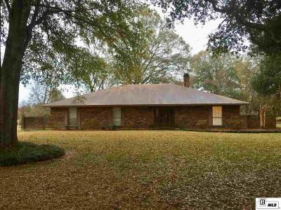 Monroe LA Single Family Home New Listing: $189,900