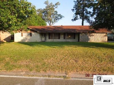 West Monroe Single Family Home New Listing: 310 Marie Street