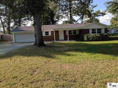 Monroe LA Single Family Home For Sale: $204,900