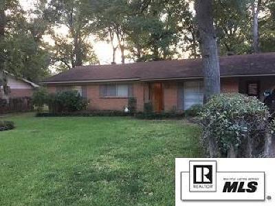 Monroe LA Single Family Home New Listing: $96,000