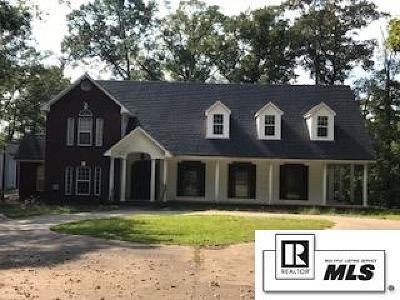 Calhoun LA Single Family Home For Sale: $895,000
