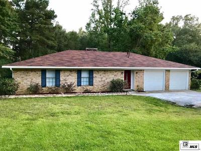 Ruston Single Family Home Back On Market: 715 W Tennessee Avenue