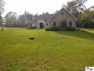 Ruston Single Family Home For Sale: 139 Creeks Edge Circle