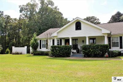 West Monroe Single Family Home For Sale: 379 Good Hope Road