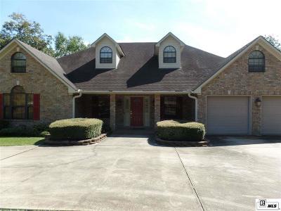 Monroe LA Single Family Home For Sale: $369,900