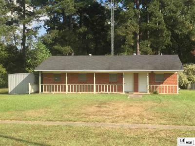 Monroe LA Single Family Home For Sale: $89,000